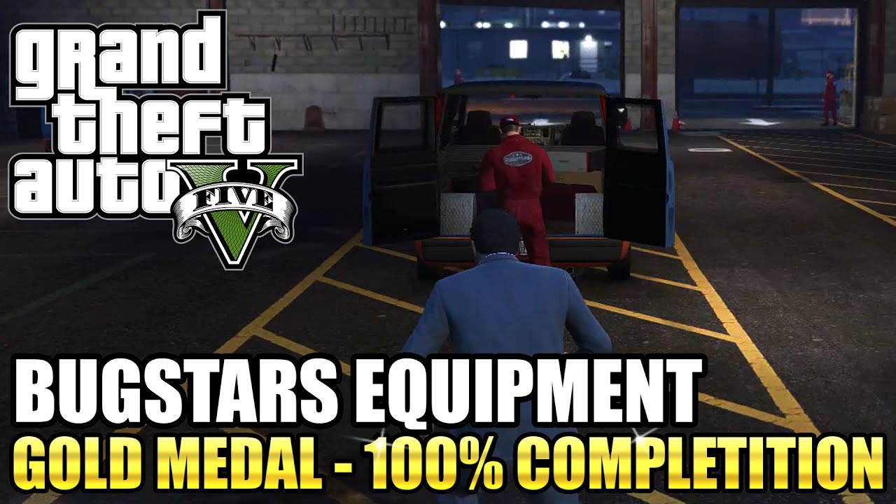 gta 5 bugstars equipment smart approach mission 12 part 1 2 100 gold medal guide ps4. Black Bedroom Furniture Sets. Home Design Ideas