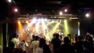 """2009/09/22@米子ベリエ """"GROPE OUR DESTINY vol.2"""" ゴ~カ~トモンキ~..."""