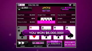 High 5 Casino Video Poker | High 5 Games