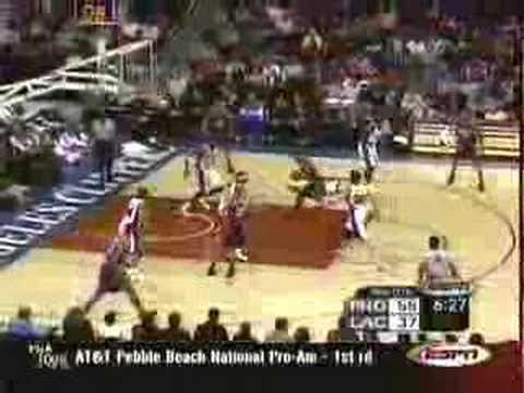 NBA top 10 dunks (2002-2003)