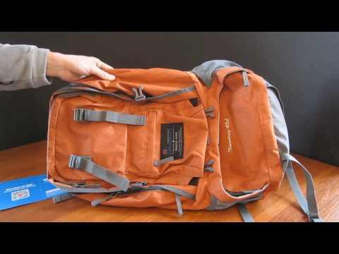 купить Рюкзак Для Путешествий 25 Л. С Двумя Отсеками