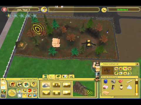 Zoo Tycoon 2-Saber-Toothed Cat!