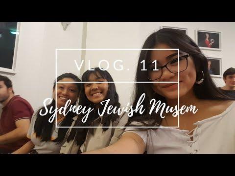 VLOG. 11 | Sydney Jewish Museum & Day out | YoursFaithfully