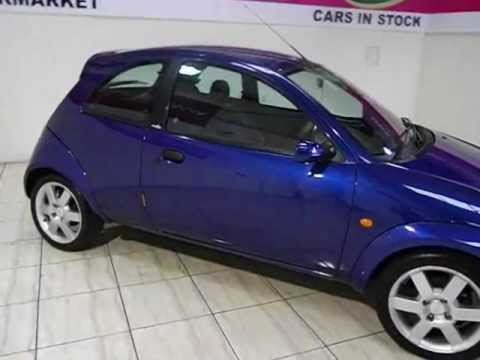 ford sport ka exterior interior tour of a 04 plate sportka se 16v 95 bhp 3 door youtube. Black Bedroom Furniture Sets. Home Design Ideas