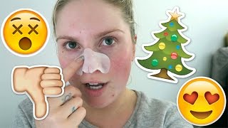 up goes the christmas tree vlogmas day 138