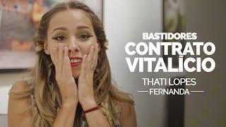 Vídeo - Contrato Vitalício: Fernanda