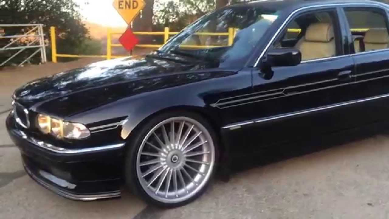 BMW E Dinan YouTube - Bmw e38 alpina for sale