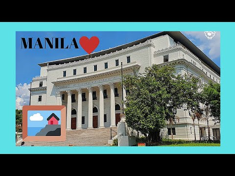 MANILA, the fascinating NATIONAL MUSEUM (The Philippines)