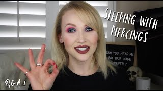 DEALING WITH RUDENESS | Piercing Q&A 1