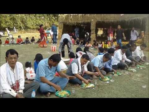 Why | People Get Together At | Bhogali Bihu | Under Meji | Bhela Ghar | Magh Bihu | Assam