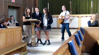 Arts Night Chapel Announcement: School Events at Trinity College School