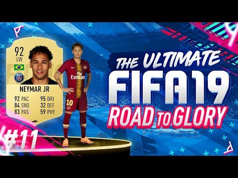 INSANE RIVALS & FUT CHAMPION REWARDS!!! FIFA 19 Ultimate RTG EP11 - Our New Team!!