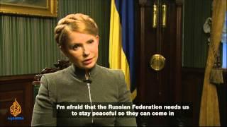 Talk to Al Jazeera - Yulia Tymoshenko: