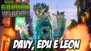 Plants vs Zombies Garden Warfare no PC - DOMINATION com EDU e LEON