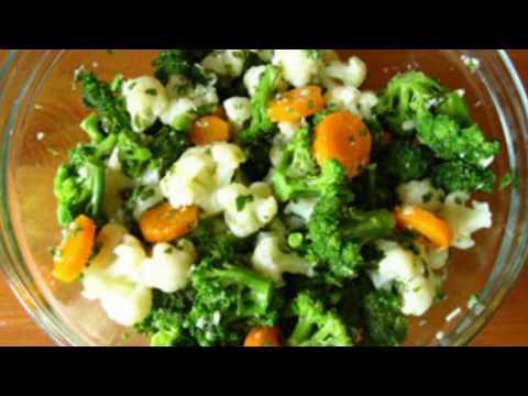 Телеканал UA: Житомир: Рецепт салату з броколі та цвітної капусти_Ранок на каналі UA: Житомир 20.07.18
