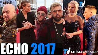 ECHO 2017: Chester Bennington, Savas, KC, Summer, Shirin David, Sophia Thomalla, GZUZ, BTNG, Adel