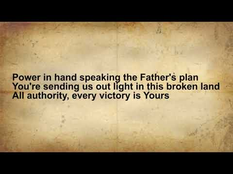 Overcome (Jeremy Camp) - Lyric Video