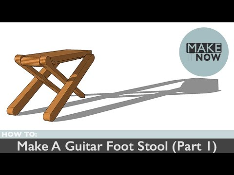 How To Make A Guitar Foot Stool (Part 1)  sc 1 st  YouTube & How To: Make A Guitar Foot Stool (Part 1) - YouTube islam-shia.org