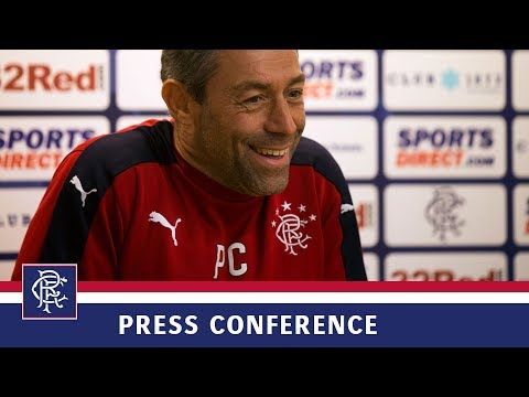 PRESS CONFERENCE | Pedro Caixinha | 28 Jun 2017