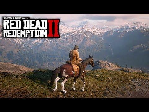 Red Dead Redemption 2 is Rockstar's BIGGEST Open World Map Ever! (Larger Than GTA V!)