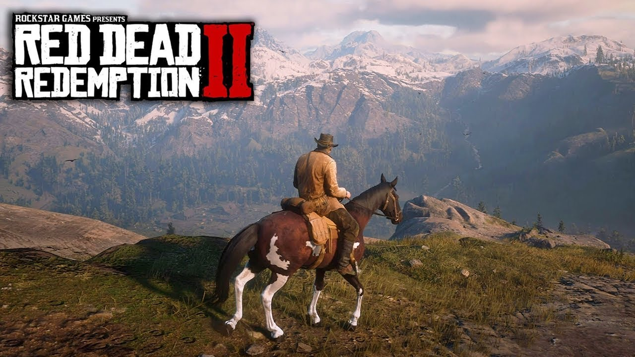 Red Dead Redemption 2 Is Rockstar S Biggest Open World Map Ever