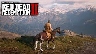Red Dead Redemption 2 is Rockstar's BIGGEST Open World Map Ever! (Larger Than GTA V!)