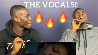 """""""THOSE VOCALS!!"""" 🎶🙌🏿! Meek Mill - Believe (feat. Justin Timberlake) - (REACTION & REVIEW)"""