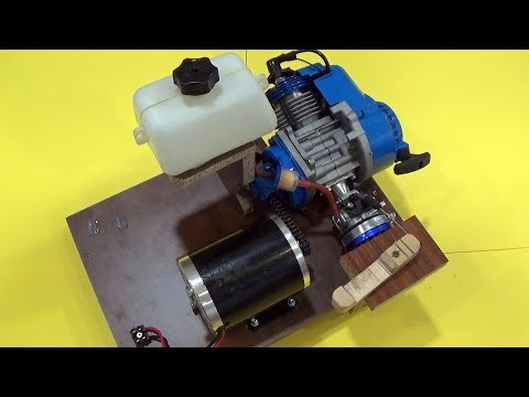 Generador de emergencia como se hace thumbnail