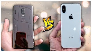 iPhone X vs OnePlus 6 Which phone has the best camera