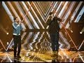 Shem Thomas & James Arthur - Get Down - Finale - The Voice of Switzerland 2014