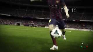 FIFA 15 vs PES 2015 - Gameplay Comparison - Which You Should Buy - HD