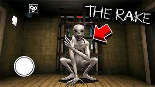 I found THE RAKE in Granny MULTIPLAYER... (SCARY) - Granny Horror Game in Garry's Mod Survival