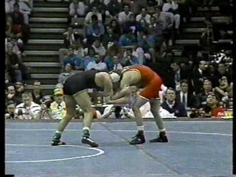 1991 NCAA Finals  158 Smith vs Ryan