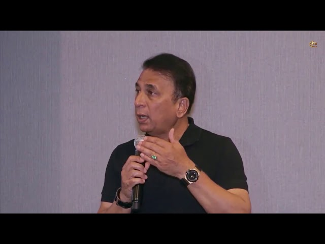 H2H Organizes Press Conference Featuring Legend Sunil Gavaskar - Bay Area - California