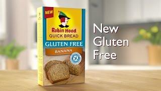 Gluten Free Banana Flavoured Quick Bread Mix