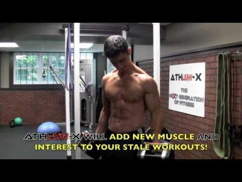 Taylor Lautner Workout Secrets! Part I