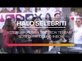 Keseruan Pemain Sinetron Terbaru SCTV di Panggung Inbox Halo Selebriti