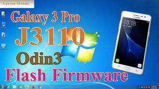 Samsung SM-J3110 J3 Pro Firmware Multi Languages and Fixed