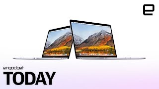 Apple updates its MacBook Pro line | Engadget Today