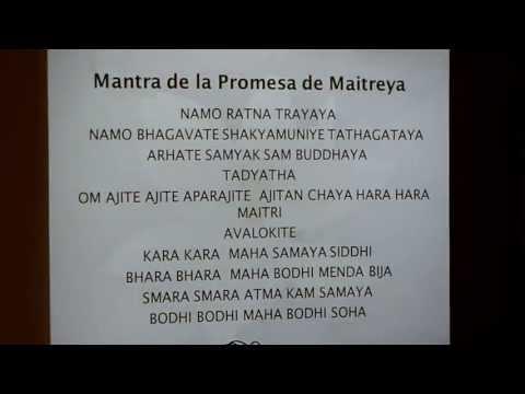 Mantra de Maitreya