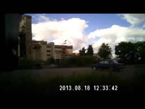 ДТП Авария Архангельск Новодвинск 18 08 2013