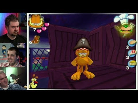 Garfield with Gerstmann 04