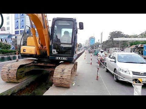 ( চলছে মেট্রোরেলের নির্মান কাজ - দেখুন সর্বশেষ অগ্রগতি ) Dhaka Metro Rail Project - Latest News