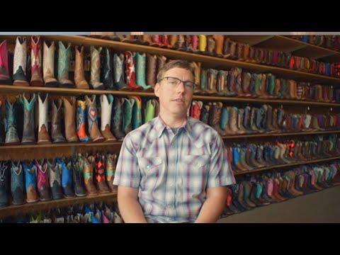 Brian Barber: Retail cowboy