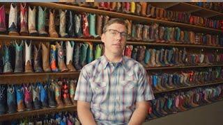Brian Barber: Retail cowboy thumbnail