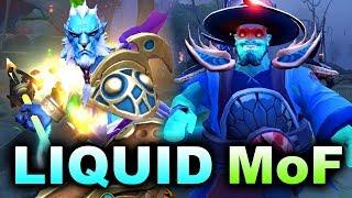 LIQUID vs MidOrFeed - What A Series! Ancient Race! - Midas Mode DOTA 2