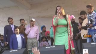 Gurlej Akhtar & Kulwinder Kally Live - Mansoor Deva (Zira) 2017 - Latest Punjabi Songs 2017