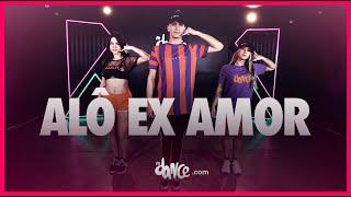 Alô Ex Amor - João Bosco e Gabriel Ft. Humberto e Ronaldo | #FiqueEmCasa e Dance #Comigo | FitDance