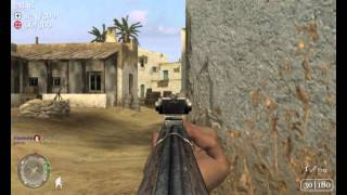 Call of Duty 2 Multiplayer Gameplay & How to play CoD 2 Online