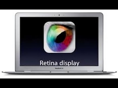 Virtual-Retinal-Display (Retina Display)